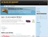 Le Blog de Marcet